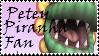 Brawl: Petey Piranha Fan Stamp by WolfTwilight