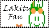 Brawl: Lakitu Fan Stamp by WolfTwilight