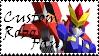 Brawl: Custom Robo Fan Stamp by WolfTwilight