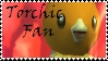 Brawl: Torchic Fan Stamp by WolfTwilight