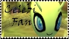 Brawl: Celebi Fan Stamp by WolfTwilight