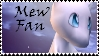 Brawl: Mew Fan Stamp by WolfTwilight