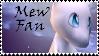 Brawl: Mew Fan Stamp by WolfTwilight