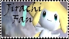 Brawl: Jirachi Fan Stamp by WolfTwilight