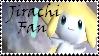 Brawl: Jirachi Fan Stamp by WolfTwilight