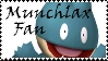 Brawl: Munchlax Fan Stamp by WolfTwilight
