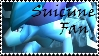 Brawl: Suicune Fan Stamp by WolfTwilight