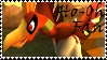Brawl: Ho-Oh Fan Stamp by WolfTwilight