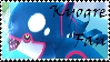 Brawl: Kyogre Fan Stamp by WolfTwilight
