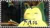 Brawl: Snorlax Fan Stamp