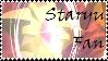 Brawl: Staryu Fan Stamp by WolfTwilight