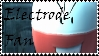 Brawl: Electrode Fan Stamp by WolfTwilight