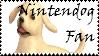 Brawl: Nintendog Fan Stamp by WolfTwilight