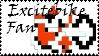Brawl: Excitebike Fan Stamp by WolfTwilight