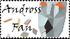 Brawl: Andross Fan Stamp by WolfTwilight