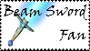 Brawl: Beam Sword Fan Stamp by WolfTwilight