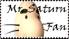 Brawl: Mr. Saturn Fan Stamp by WolfTwilight