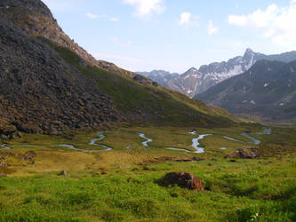 Archangel Valley 9 by Grammy-Moo-Stock
