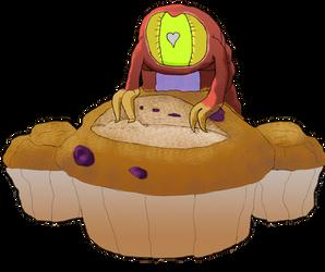 Muffins for Muffin by Unoraptormon