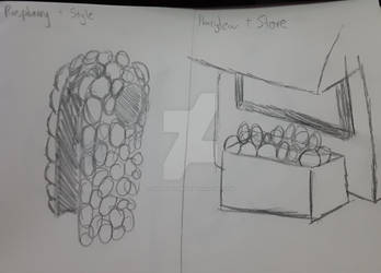Sketchtember Day 21 and Day 22
