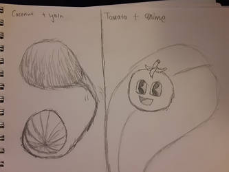 Sketchtember Day 25 and Day 26