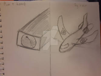 Sketchtember Day 29 and Day 30