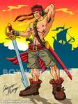 Hot Pirate