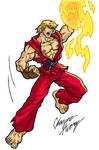 Street Fighter - Ken Masters