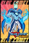 Hyper-Blue Comet