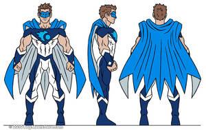 Blue Comet-Turnaround by Boy-Meets-Hero