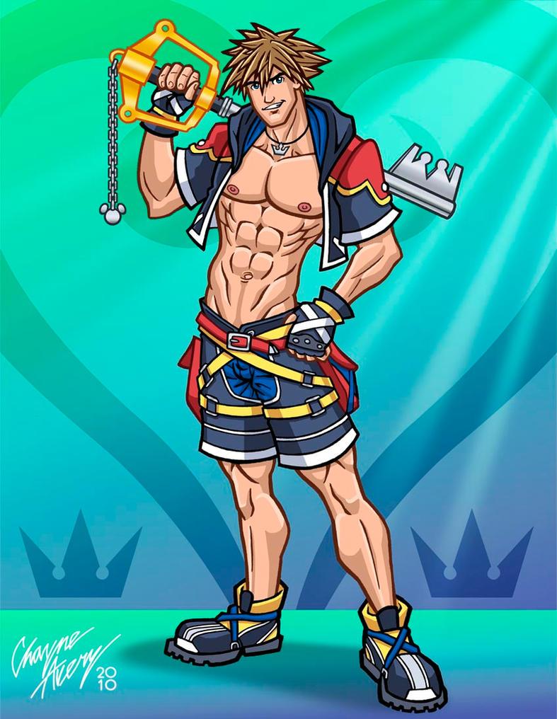 Kingdom Heartthrob by Boy-Meets-Hero