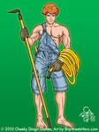 House Boy - Garden Boy