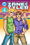 'Zane and Tyler' Issue 1 Cover