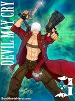DMC3 Dante by Boy-Meets-Hero