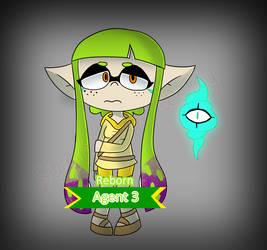 Spltn/Mtpa: Reborn Agent 3