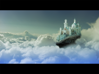 Dream Castle by ZlottyAG