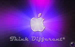 Think Different - Glass by PR-Imagery