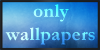 only-wallpapers - blue by PR-Imagery