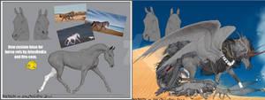 New custom base for horse refs | Sale