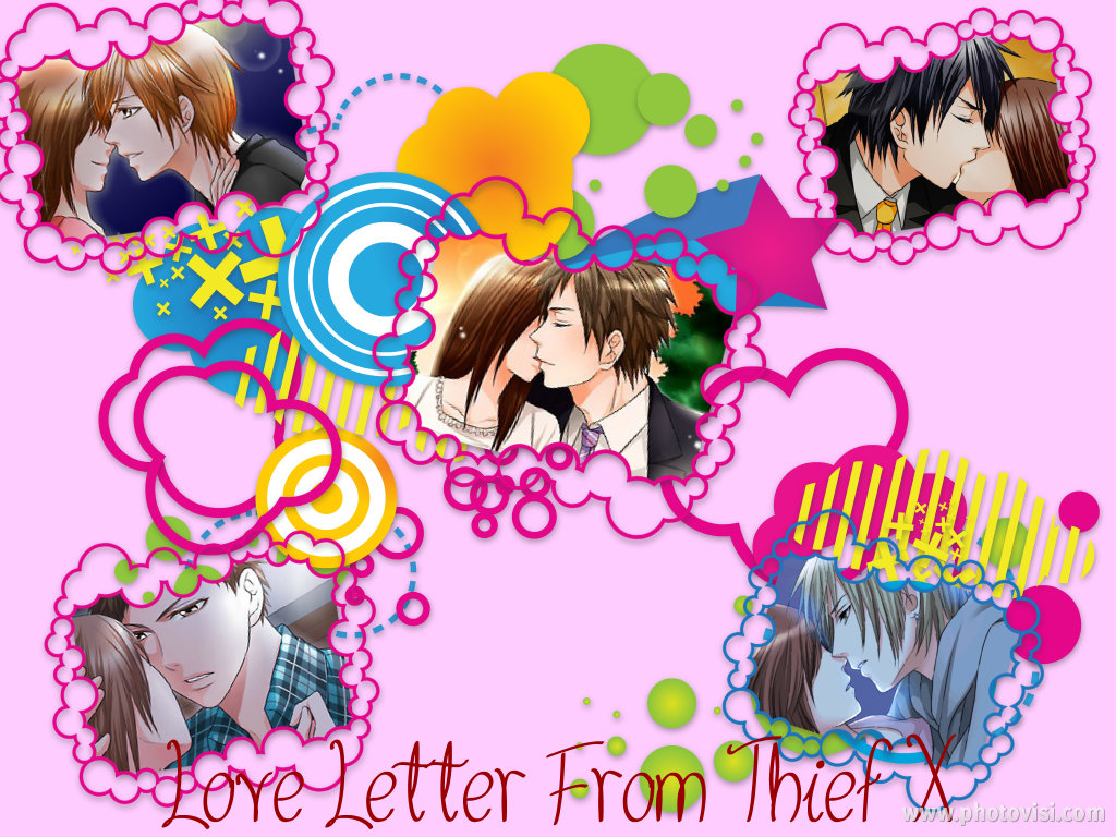 Love Letter From Thief X Wallpaper By Evee9109 On Deviantart