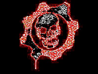 My Gears Of War Symbol By Krom17 On Deviantart