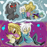 in bakura's dreams