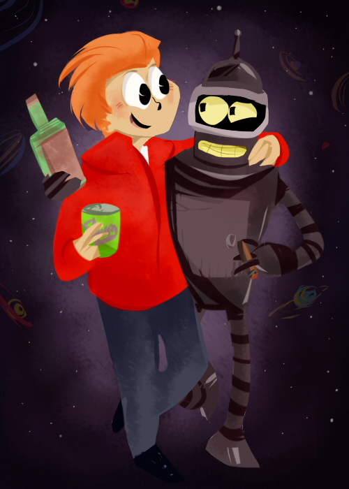 space bros by coffeebandit