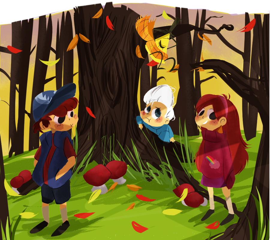 autumn leaves by coffeebandit