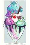 monster sundae