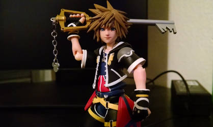 Sora Figurine! by Fly-From-The-Inside