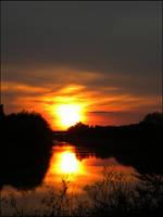 amber river by pinkgrapefruit84