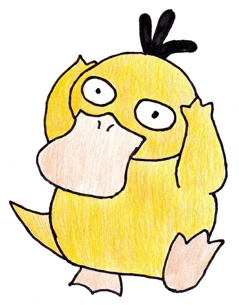 C You Are Challenged By Pokemon Mama Rita By Kaibuzetta Psyduck
