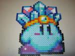 Perler Ice Power Kirby