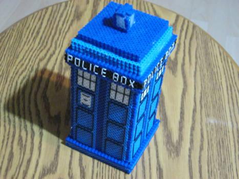 Dr. Who's TARDIS